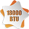 Công suất 18000BTU