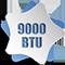 Công suất 9000BTU