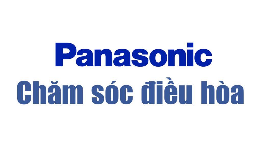 Panasonic chăm sóc điều hòa